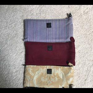 Lot Of 1154 (lisa) Lill Studio Wallets (three)